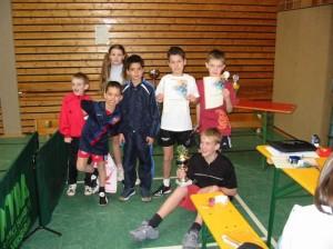Vereinsmeisterschaften Jugend 2004