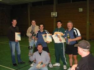 Vereinsmeisterschaften Herren 2004