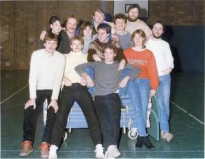 Vereinsmeisterschaften 1984